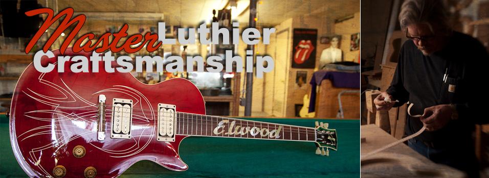 Luthier-Craftsmanship