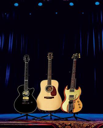 John Bolin trio