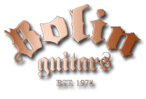 bolin guitars logo