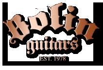 bolin guitars logo